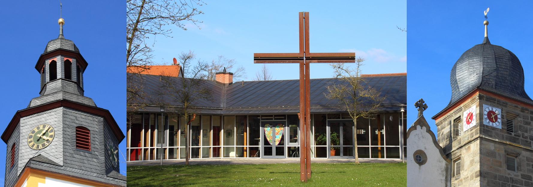 Evang.-Luth. Kirchengemeinden Redwitz und Obristfeld
